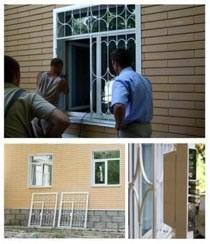 Установка решеток в Астрахани